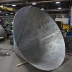Titanium Cone Section
