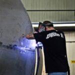 Cone welding