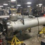 Titanium Shell Tube Exchangers