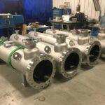 Shell Tube Exchangers