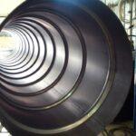 Large Titanium Pipe