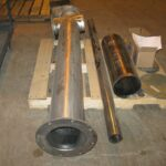 Pipe with Flange