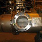 S&T HX Bonnet Port view showing tubes